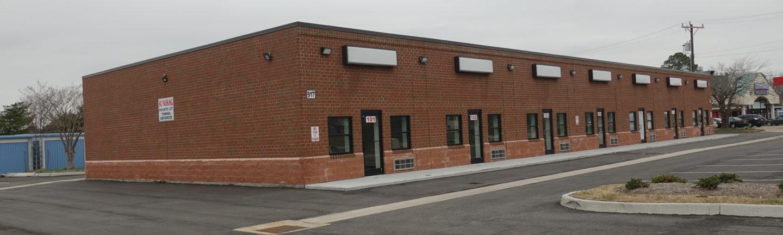 Newtown Commerce Center, Virginia Beach, Norfolk, Virginia. Commercial Office and Warehouse, Virginia Beach, Hampton Roads, Tidewater